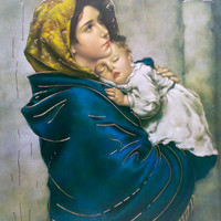 roberto-ferruzzi-madonna-dei-poveri-detta-la-zingarella