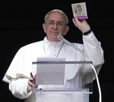 Papa Francesco opuscolo