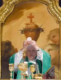 Corpus Domini Benedetto XVI